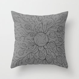 at the heart of it Throw Pillow