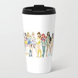 Sailor Disney Princesses Travel Mug