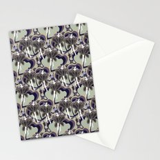 deco dancers Stationery Cards