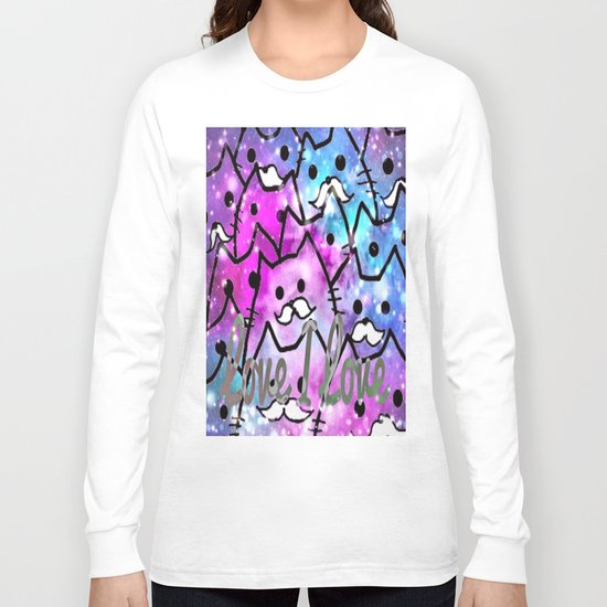 cat-217 Long Sleeve T-shirt
