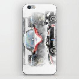 Peugeot 908 iPhone Skin