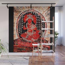 Hindu Lakshmi 1 Wall Mural