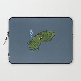 Cuttlefish - Cthulu Edition Laptop Sleeve