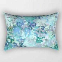 Confetti Aquas Rectangular Pillow