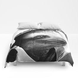 Astronaut Sloth Comforters