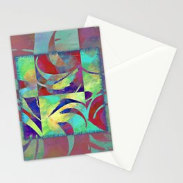 Color taming Stationery Cards