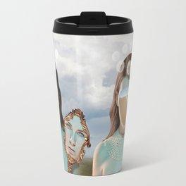 Lady of the Dunes Travel Mug