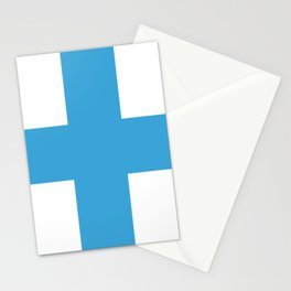 Flag of Marseille Stationery Cards