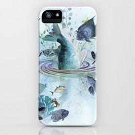 Gone Fishin' iPhone Case