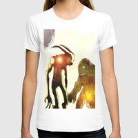 monsters T-shirts featuring Monsters by Ganech joe