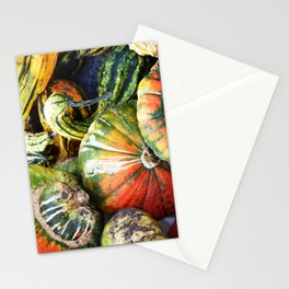 Squashed Together Stationery Cards