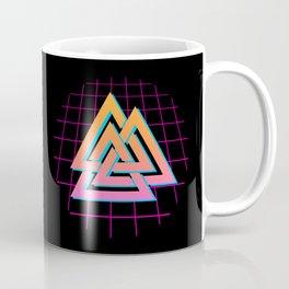Valknut Pagan Odin Germanic Norse Mythology Gifts Coffee Mug