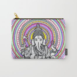 Ganesha Mandala Carry-All Pouch