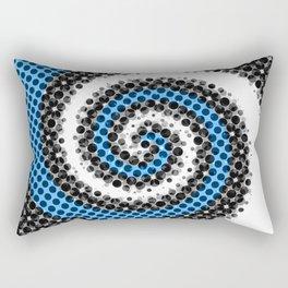 Dots Alive Rectangular Pillow