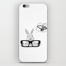 I Want To Be A Doctor iPhone & iPod Skin