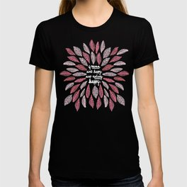 If Mama Ain't Happy – Pink T-shirt