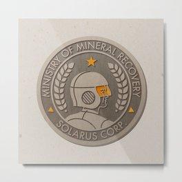 Super Motherload - Solarus Corp. Metal Print