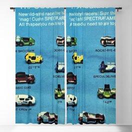 1971 International Hot Wheels Catalog Poster No 1 Blackout Curtain