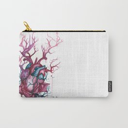 Sanguine Carry-All Pouch