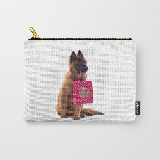 Birthday dog Carry-All Pouch