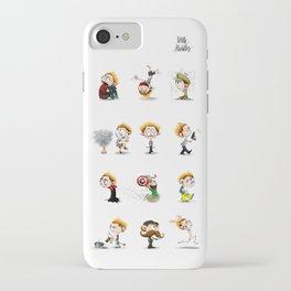 It's Hiddles O'Clock iPhone Case