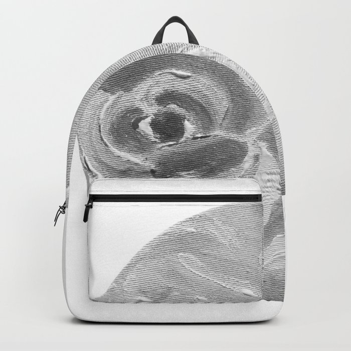 Find the Peach Plum Roses In the Night Backpack