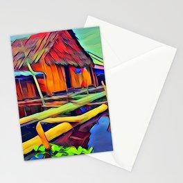 Modest House Stationery Cards