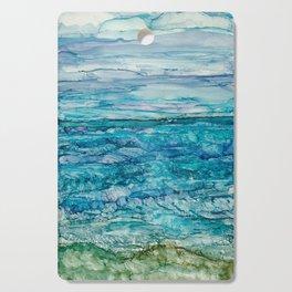 Ocean View Cutting Board
