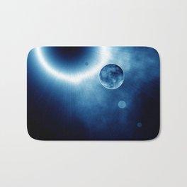 BLUE MOON FLARES Bath Mat
