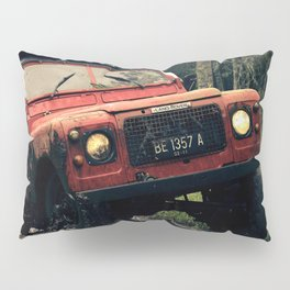 off road Pillow Sham