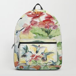 Hummingbird Party Backpack