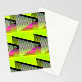Totally Neon 80s Print Series 1 Stationery Cards