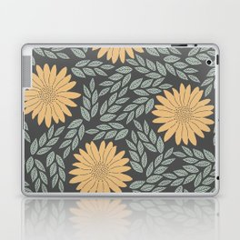 Autumn Flowers Laptop & iPad Skin