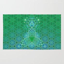 Lifeforms | Sacred geometry Rug