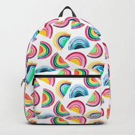 Rainbow Eye Candy Backpack