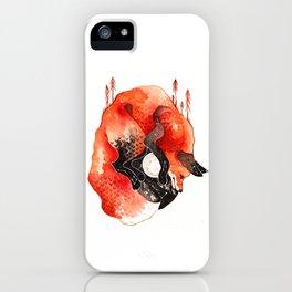 Nebe - Fox iPhone Case