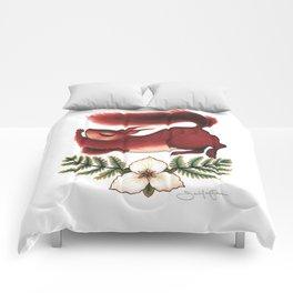 Squirrel Stretch Comforters