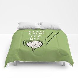Tee Off Comforters