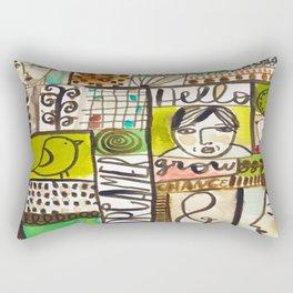 Dreamer 1 Rectangular Pillow