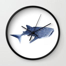 WHALE SHARK I Wall Clock