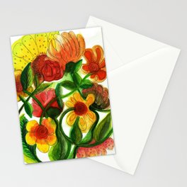Flowers to Daniel Stationery Cards