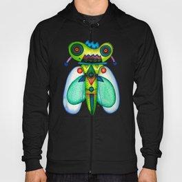 Dragonfly Moth Hoody