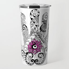 Solution - Flower Travel Mug