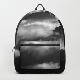 """Only one moment"" Backpack"