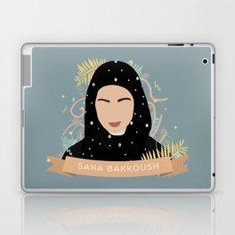 SANA BAKKOUSH Laptop & iPad Skin