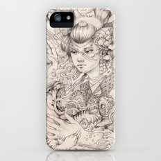 Irezumi Slim Case iPhone (5, 5s)