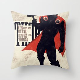 Thor: Call of Thunder Throw Pillow