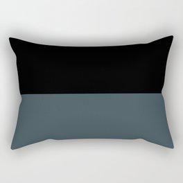 Contemporary Color Block IX Rectangular Pillow