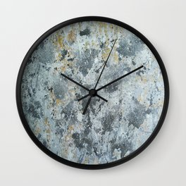 Abstract painting 100 Wall Clock
