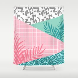 Beverly Hills #society6 #decor #buyart Shower Curtain